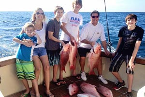 Cape Canaveral Fishing Charters
