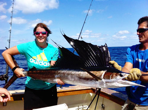 Sailfish - Fishing Charters Cape Canaveral