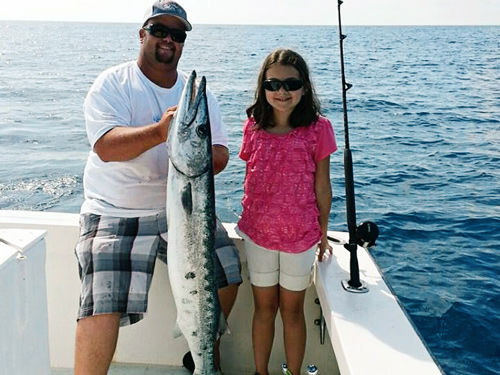 Baracuda - Fishing Charters in Port Canaveral