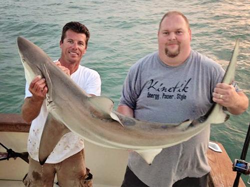 Shark Fishing near Orlando Florida
