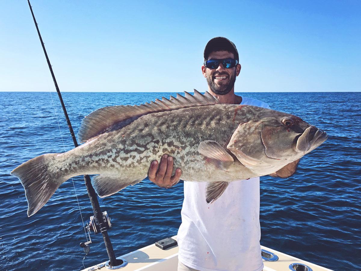 Big grouper cocoa beach sealeveler sportfishing charters for Cocoa beach fishing charters