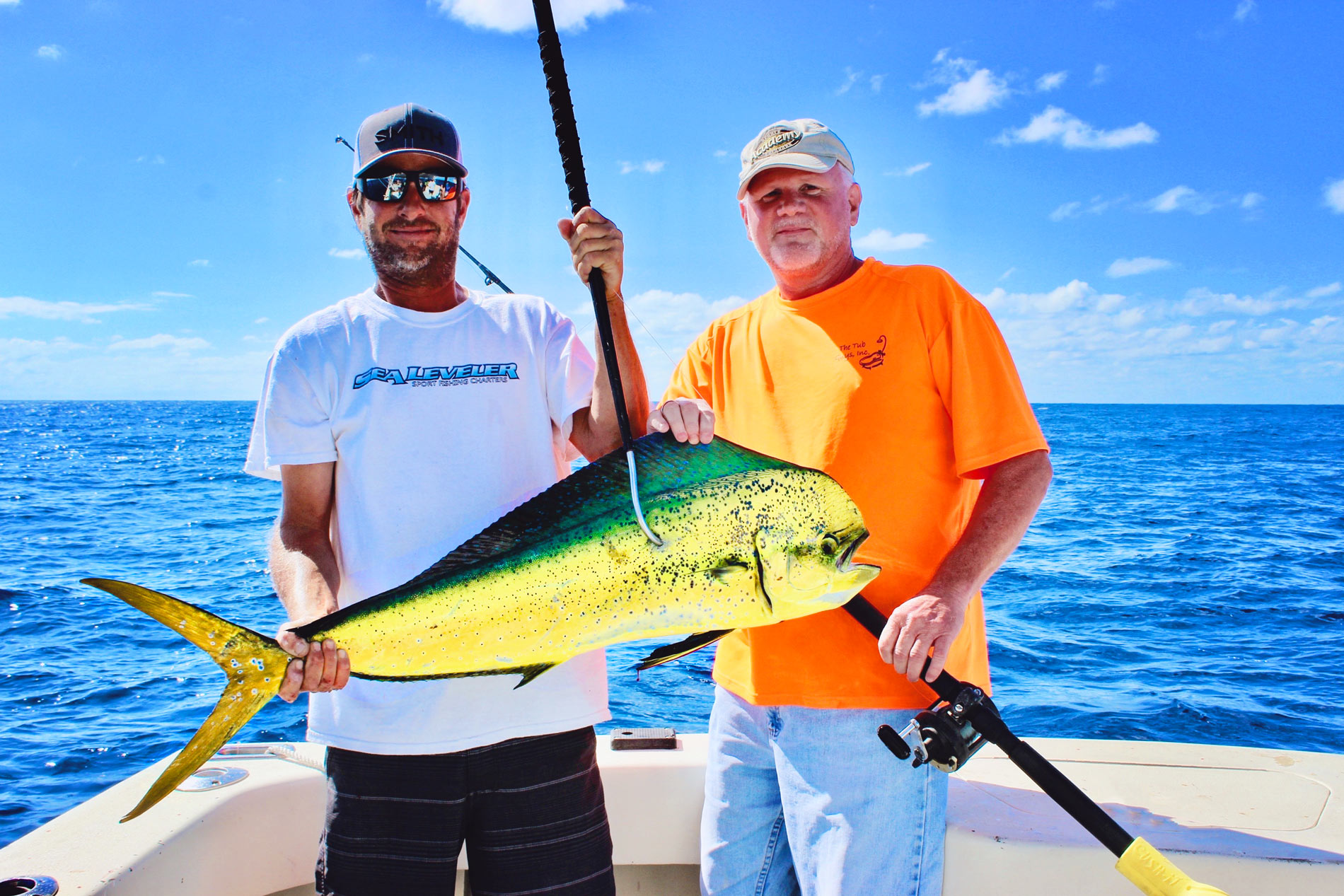 Deep sea fishing charters photos for Deep sea fishing trips
