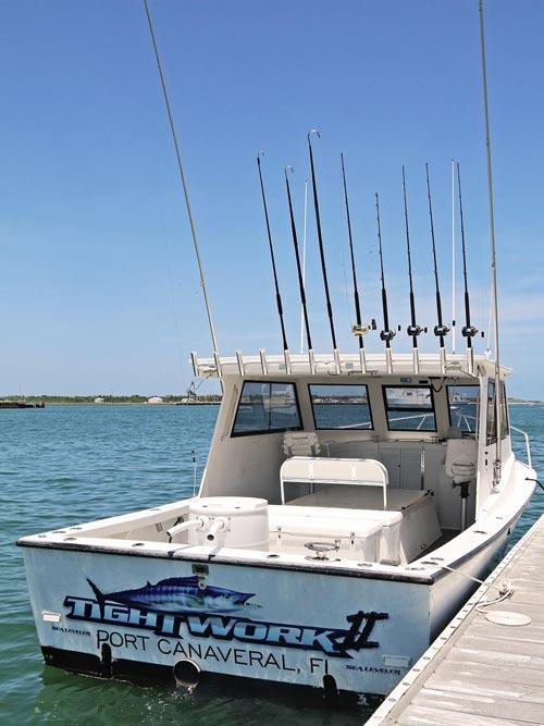 Deep sea fishing charter boats sealeveler sport fishing for Fort morgan fishing charters